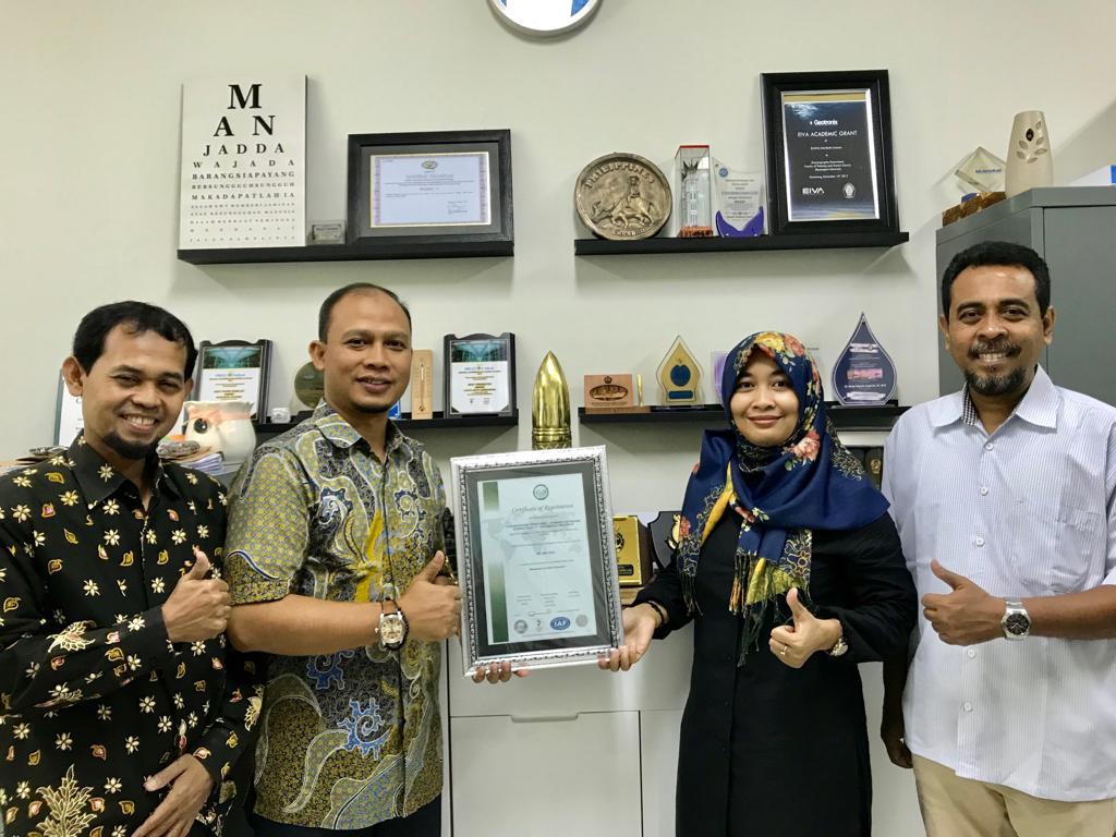 Departemen Oseanografi Telah Tersertifikasi ISO 9001:2015